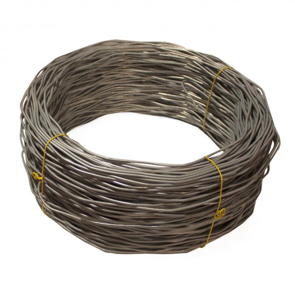7 Gauge Galvanized Fence Spring Tension Wire (1000')