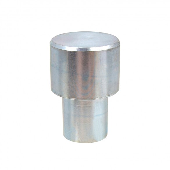 "Jiggly Greenhouse® Ground Post Driver For  1 5/8"" OD Pipe - Post Driver Cap"