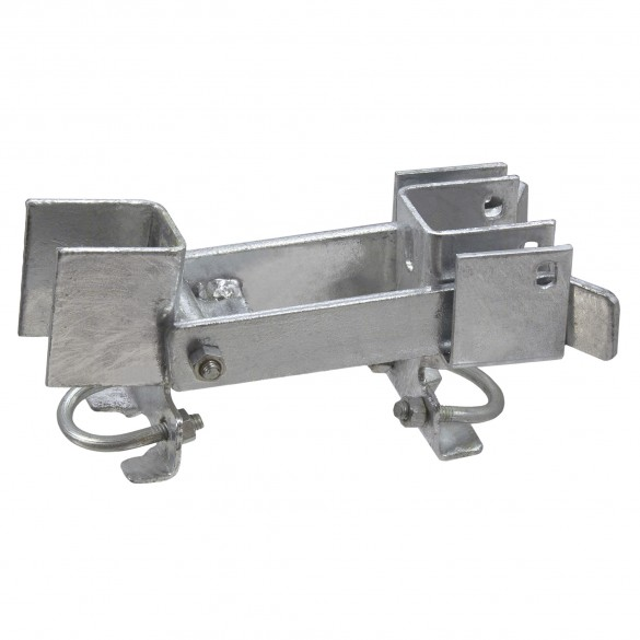 """Fulcrum Double Drive Residential Double Gate Latch Commercial Grade 1 3/8"""" Frame"""