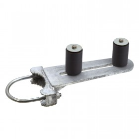 """Chain Link 4"""" Overhead Guide Assembly (Pressed Steel)"""