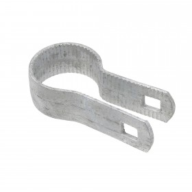"""1 3/8"""" Beveled Tension Band Galvanized Steel"""