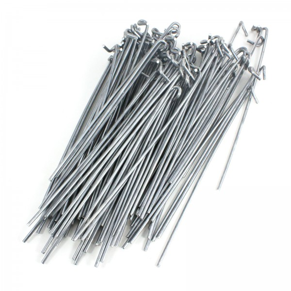 "9-1/2"" Aluminum Fence Ties (Bag of 100)"