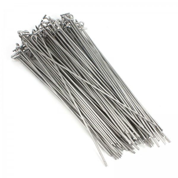 "12 1/2"" Aluminum Fence Ties (Bag of 100)"