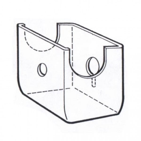 Safety Cover - Protective Roller Cover for Stealth Roller - Bottom