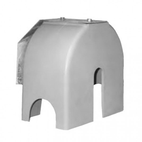 Safety Cover - Protective Universal Roller Cover - Bottom