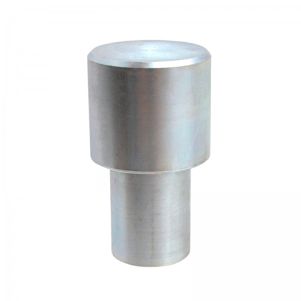 "Jiggly Greenhouse® Ground Post Driver For 2"" [1 7/8"" OD] Pipe - Post Driver Cap"