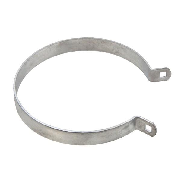 "6 5/8"" Heavy Brace Band Galvanized Steel"