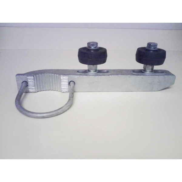 """6 5/8"""" Round Lower Roller Guide"""