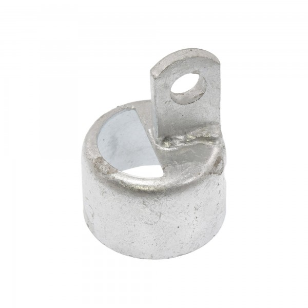 """1 5/8"""" Steel Rail End Cups - Combo"""