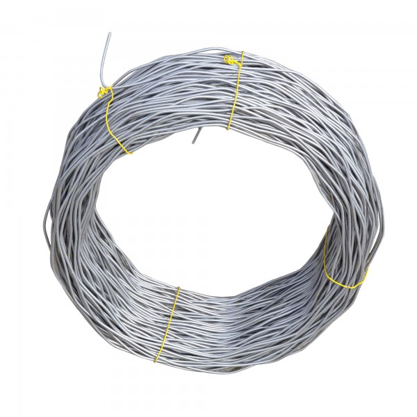 7 Gauge Aluminized Spring Tension Wire (1000')