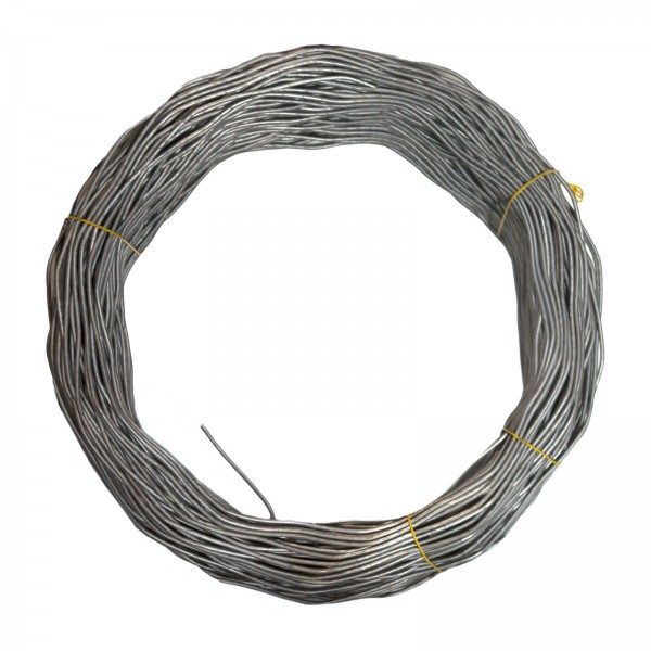 9 Gauge Aluminized Spring Tension Wire
