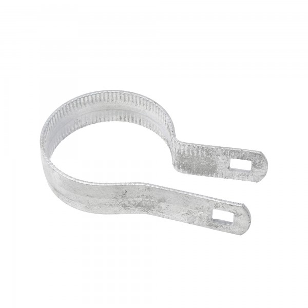 "2 1/2"" Beveled Tension Band Galvanized Steel (Fits 2 3/8"" OD)"