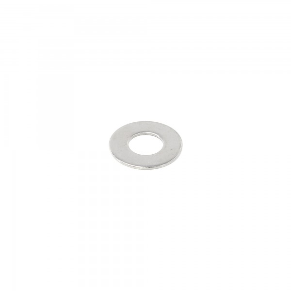 "3/8"" Steel Zinc Plated Flat Washer"