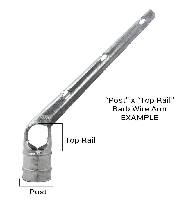Barb Wire Arm Diagram