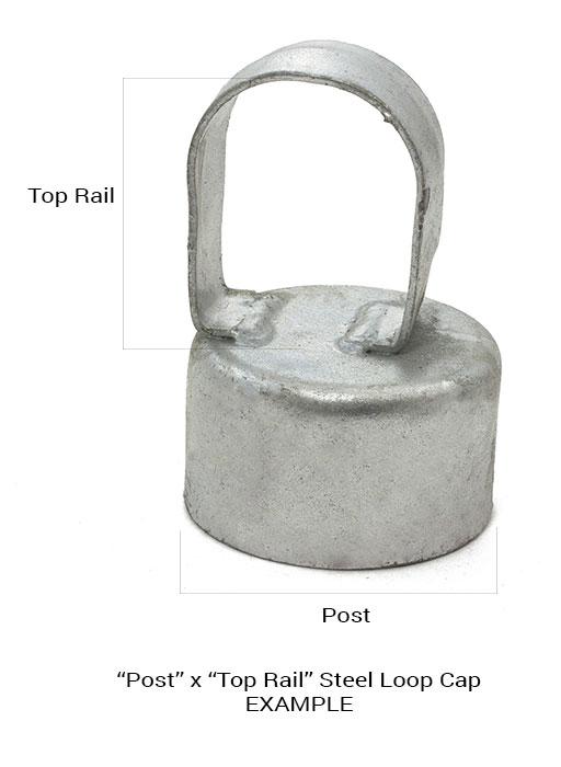 Steel Loop Cap Diagram